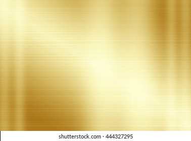 Gold metal background or gold aluminum texture background