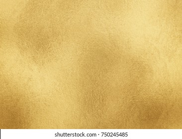 Gold metal background or texture.