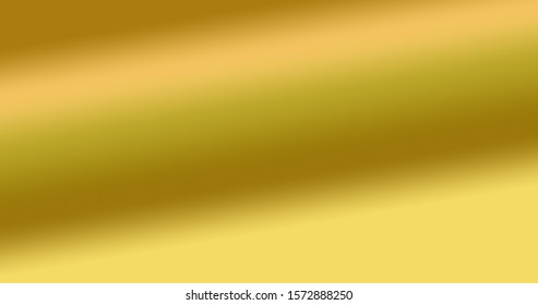 gold metal gradient color abstract background