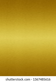 Gold metal plate or yellow texture steel background