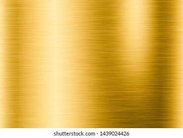 Gold metal silver texture background