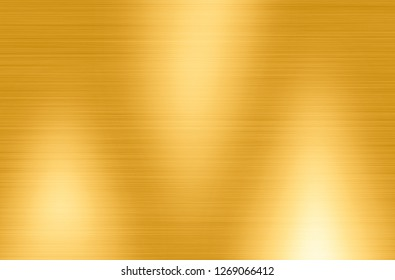 Gold metal stainless texture background