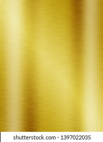 Gold metal steel or yellow stainless texture background
