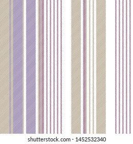 Gold purple color striped seamless pattern.