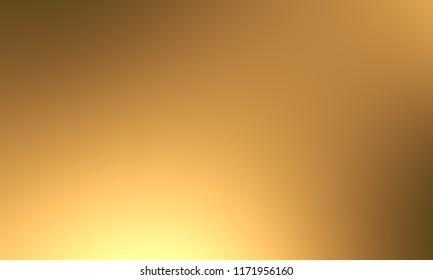Gold rough metal gradation background and texture. for inscription sale wallpaper decoration element.poster design.