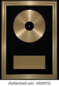 gold schallplatte auszeichnung