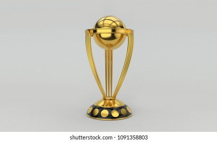 Gold Sports Trophy
