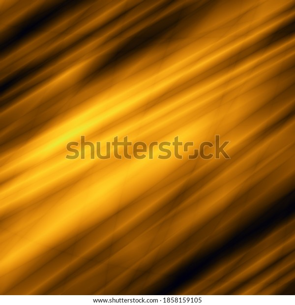 Gold texture shadow magic art abstract background