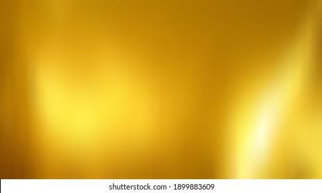 Gold Textured Background. Golden foil sheet for design or gift wrapper.