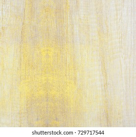 Gold wooden light grey background. Shiny, glitter and glossy effect for a delicate and festive wallpaper.