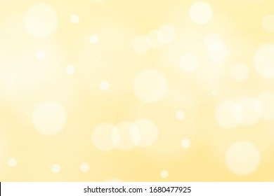 Golden abstract background bokeh blurred beautiful shiny lights Christmas