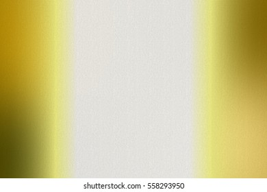 Golden Background with Horizontal Bright Strip with Fiber's Detail