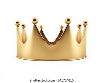 Golden Crown high resolution