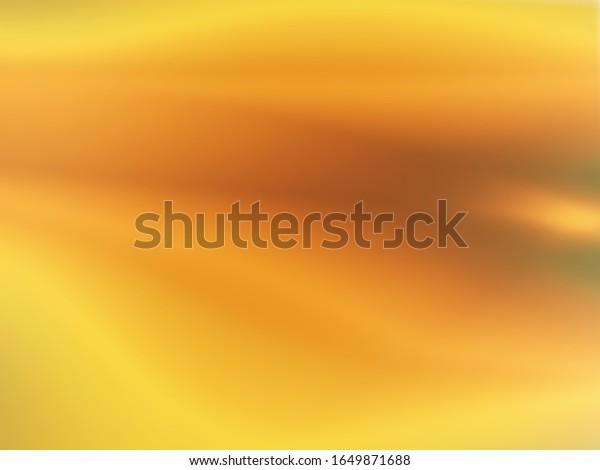 Golden dune art illustration smooth wallpaper