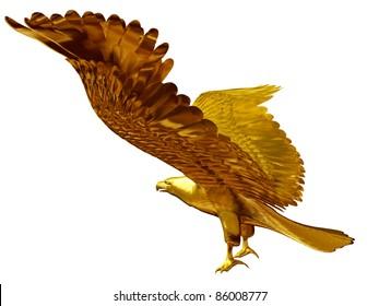 golden eagle to fly start