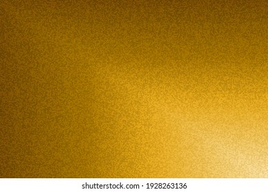 Golden luxury texture with unique pattern, shiny yellow leaf gold foil