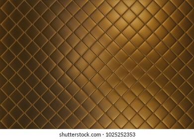 Golden mosaic, luxurious background