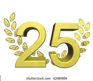 golden number 25