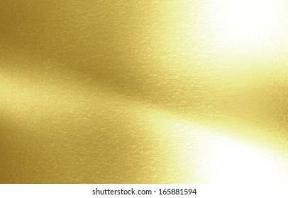 golden panel with some highlights and shades on it