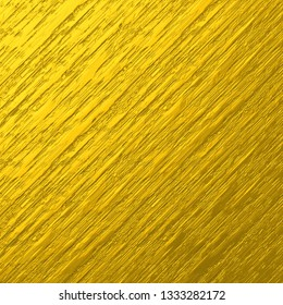 golden rough grungy surface texture with woody texture and metallic effect for background and creative surface designs