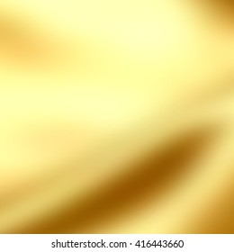 golden texture - abstract silk or satin fabric