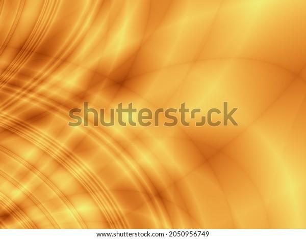 Golden wave luxury texture art background