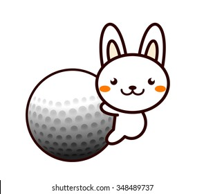 Golf and Animal Series