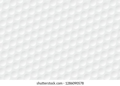 Golf ball texture background