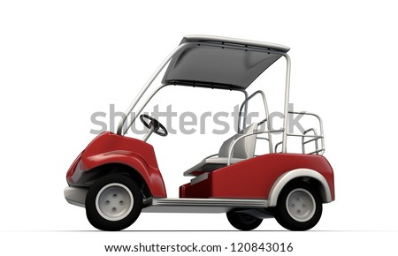 Golf Cart Isolated On White Background Stock Illustration 120843016 Gangster Golf Cart on historical golf, mario golf, medieval golf, monster golf, indian golf, ghetto golf, jungle golf, halloween golf, great gatsby golf, cartoon golf, military golf, asian golf, old time golf,