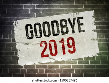 Goodbye 2019 - review the last year
