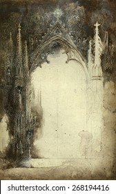 Gothic sketch