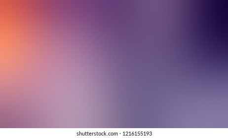 Gradient with Affair, Violet, London Hue color. A simple defocused background for announcement or commercials.