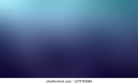 Gradient with Air Force Blue, Paua, Violet color. Ambiguous and foggy background with a smooth transition of colors and shades. Template and wallpaper to the screen of a phone.