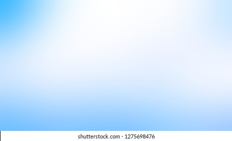 Gradient with Alice Blue, Pattens color. Clean simple defocused and blurred background with the transition colors for banner and advertising.