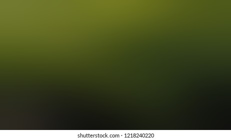 Gradient with Antique Bronze, Green, Turtle color. Beautiful and awesome blurred background for web and mobile apps.