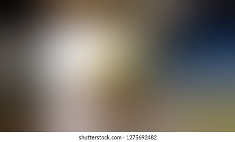 Gradient with Arrowtown, Grey, Outer Space color. Artistic and decorative blurred background with smooth color degradation. Template and wallpaper to the screen of a tablet.