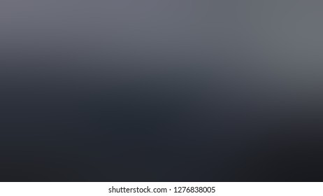 Gradient with Arsenic, Grey color. Ambiguous and foggy background with smooth change of colors and shades. Template for the header on the cover of journal or scrapbook.