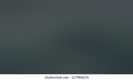 Gradient with Arsenic, Grey color. Bizarre and bitmap blurred background with defocused image. Template for advertising your product.