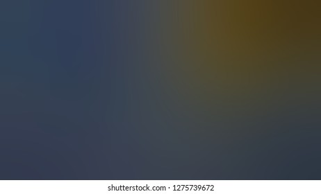 Gradient with Arsenic, Grey, Madras, Brown color. Ambiguous and foggy blurred background with defocused image. Template for banner or brochure.