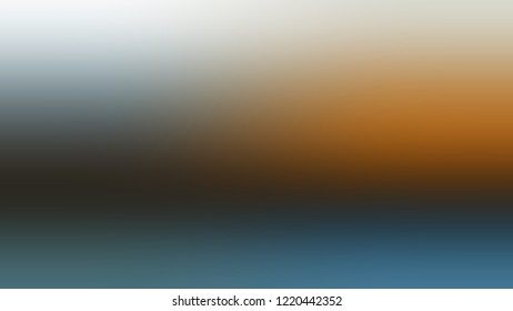 Gradient with Arsenic, Grey, Sour Dough, Brown color. Blend and very simple abstract background for web or presentation. Template basis for banner or presentation.