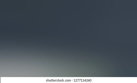 Gradient with Arsenic, Grey, Storm Blue color. Gaussian drawing as a work of art. Background with colorful shades. Template for newsletter.