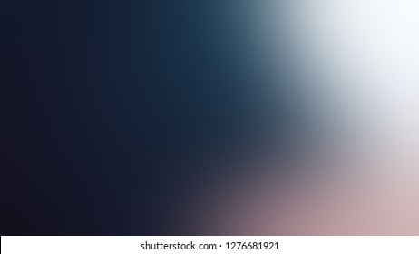 Gradient with Arsenic, Grey, Zircon color. Classic simple modern background with color transition.