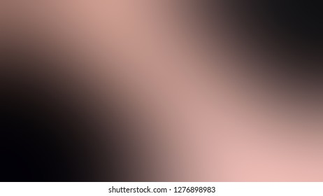 Gradient with Aubergine, Brown, Quicksand color. Simplicity and purity. Blurred background with defocused image. Blank page template for a website or presentation.