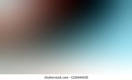 Gradient with Bermuda Grey, Blue, Arrowtown color. Raster very simple abstract background for banner or presentation.