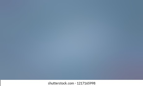 Gradient with Bermuda Grey, Blue color. Simple smeared background for websites and mobile application.