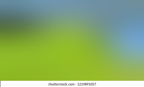 Gradient with Bermuda Grey, Blue, Limerick, Green color. Raster and awesome blurred background for web and mobile apps. Template with changing shades and with place for text.