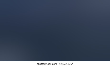 Gradient with Biscay, Blue color. Awesome and simple defocused and blurred background with the transition colors for advertising.