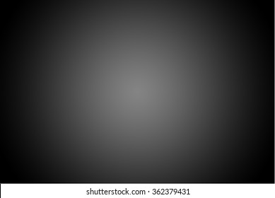 Gradient Black abstract background