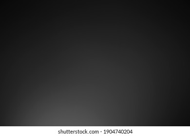 Gradient black background abstract texture