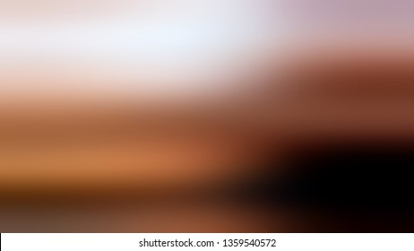 Gradient with Black, Bright Grey, Green, Brown color. Classic and contemporary blurred backdrop with smooth color degradation. Blank page template for a website.